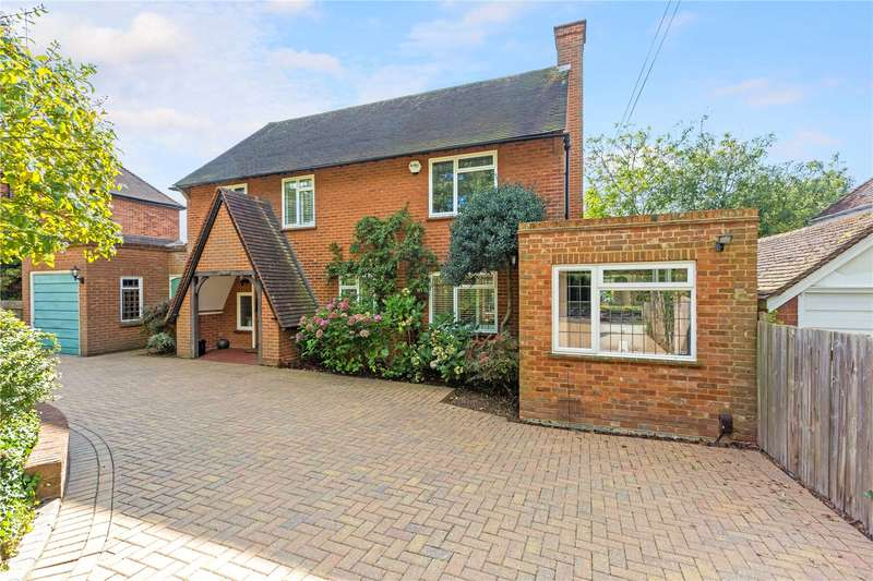 4 Bedrooms Detached House for sale in Belmont Park Road, Maidenhead, Berkshire, SL6