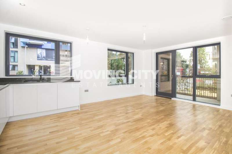 1 Bedroom Flat for sale in Central Park, Greenwich Collection, SE10