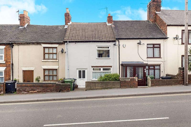2 Bedrooms Terraced House for sale in High Street, Heanor, DE75