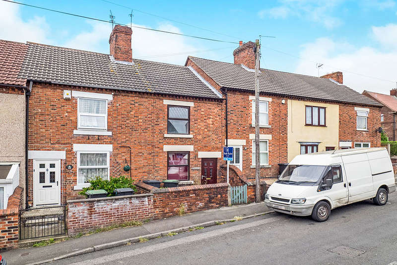 2 Bedrooms Terraced House for sale in Chewton Street, Eastwood, Nottingham, NG16
