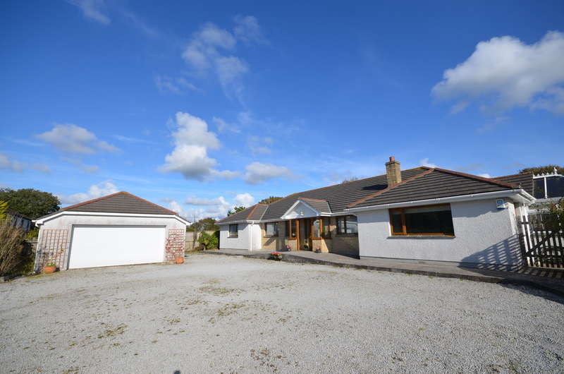 4 Bedrooms Detached Bungalow for sale in Goonown, St. Agnes
