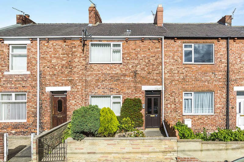 2 Bedrooms Terraced House for sale in Hylton Terrace, Pelton, Chester Le Street, DH2