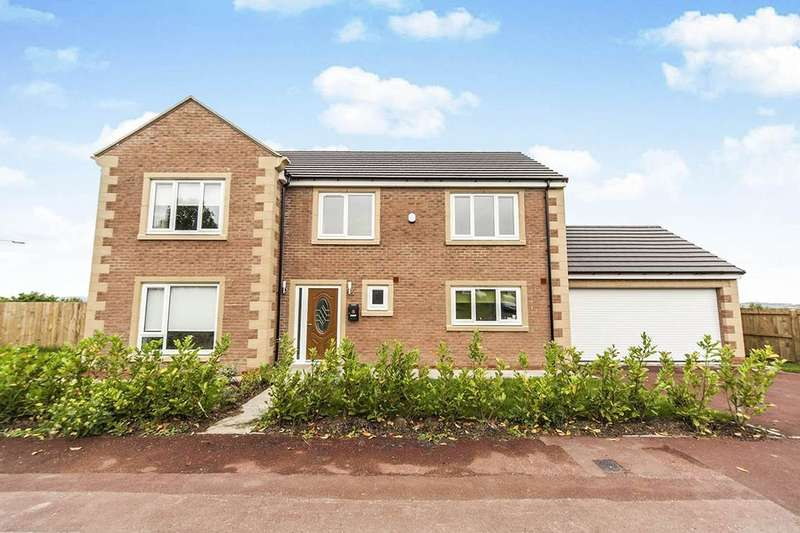 4 Bedrooms Detached House for sale in Durham Road, East Rainton, Houghton Le Spring, DH5