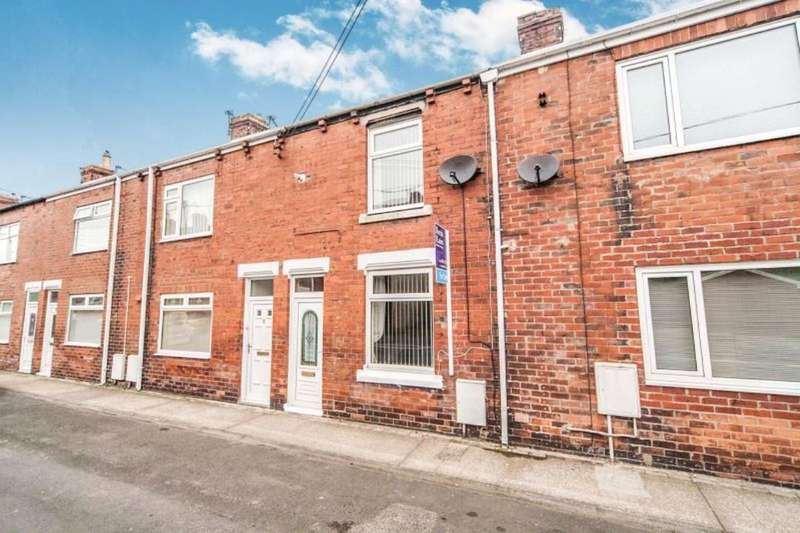 2 Bedrooms Terraced House for sale in Iveson Terrace, Sacriston, Durham, DH7