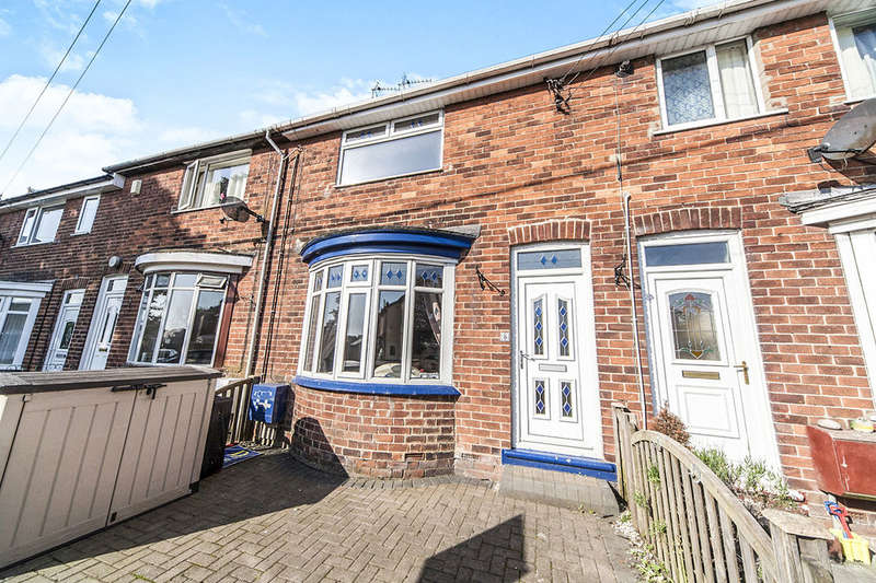 3 Bedrooms Terraced House for sale in Cambridge Terrace, Bowburn, Durham, DH6