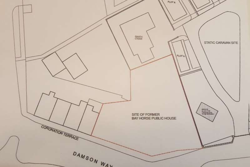 Land Commercial for sale in Land Coronation Terrace, Durham, DH1