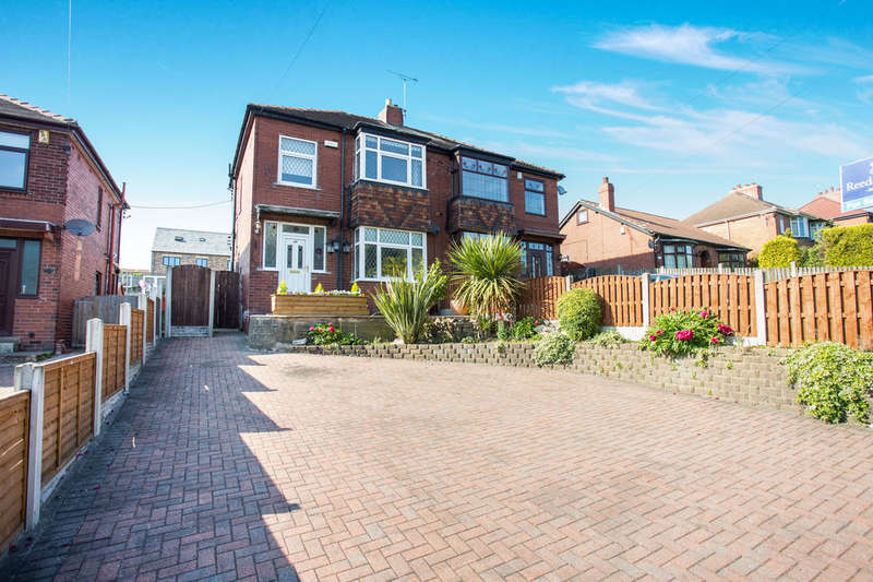 3 Bedrooms Semi Detached House for sale in Holywell Lane, Glasshoughton, Castleford, WF10