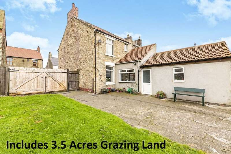 2 Bedrooms Terraced House for sale in Front Street, Sunniside, Bishop Auckland, DL13