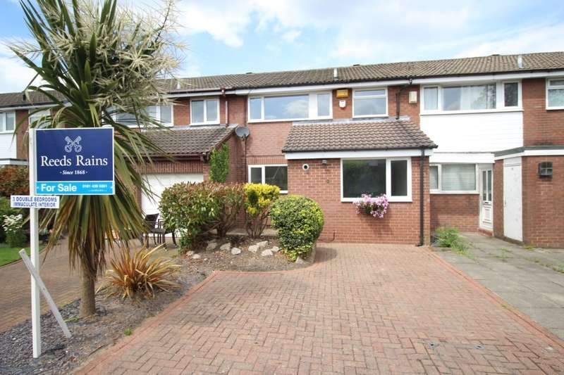 3 Bedrooms Property for sale in Bodmin Drive, Bramhall, Stockport, SK7