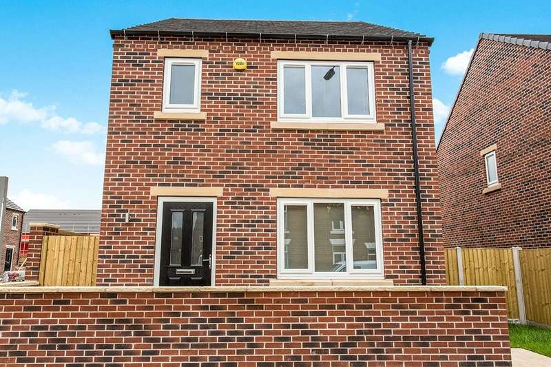 3 Bedrooms Detached House for sale in Pilsley Road, Danesmoor, Chesterfield, S45