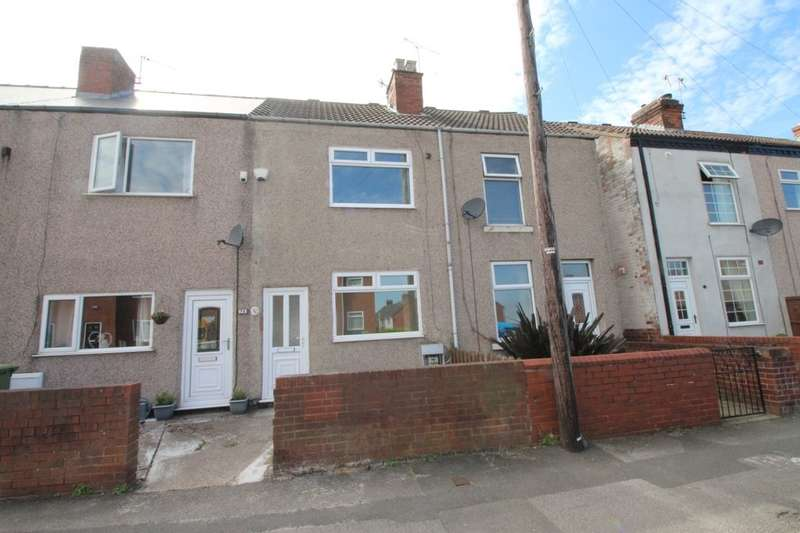 2 Bedrooms Terraced House for sale in Coronation Road, Brimington, Chesterfield, S43