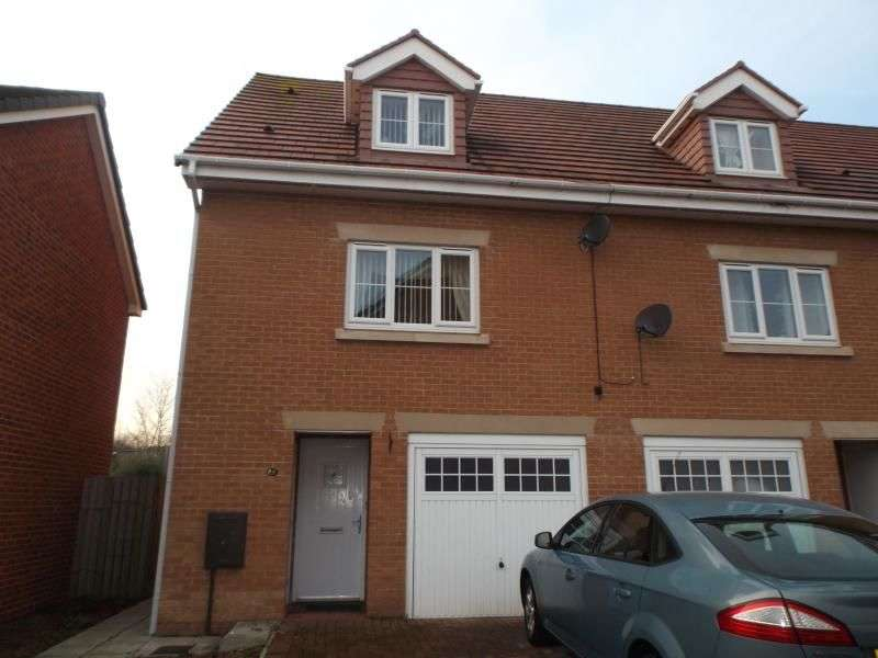 3 Bedrooms Property for sale in Horton Park, Blyth, NE24