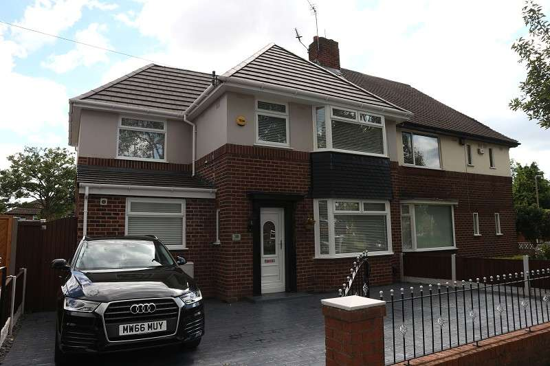 4 Bedrooms Property for sale in Hillfoot Avenue, Liverpool, Merseyside. L25 0PF