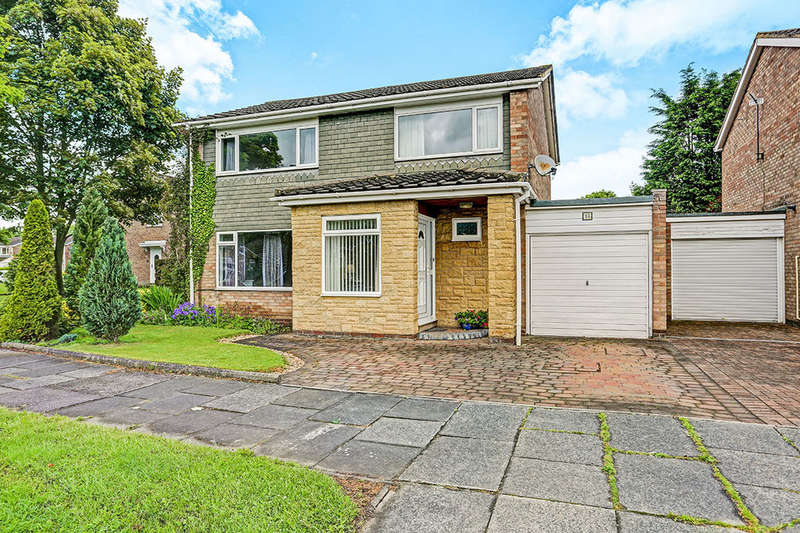 4 Bedrooms Detached House for sale in Greenlaw Road, Southfield Green, Cramlington, NE23