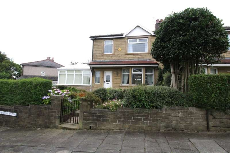 3 Bedrooms Semi Detached House for sale in Rosewood Avenue, BURNLEY, BB11