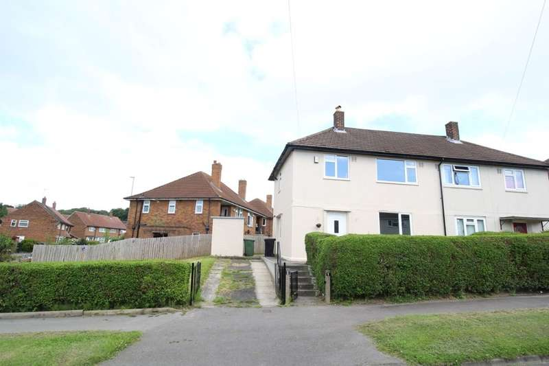 3 Bedrooms Semi Detached House for sale in Boggart Hill Crescent, Leeds, LS14