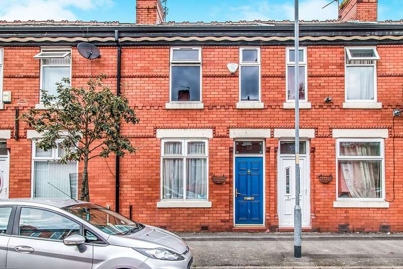 2 Bedrooms Terraced House for sale in Carlton Avenue, Rusholme, Manchester, M14