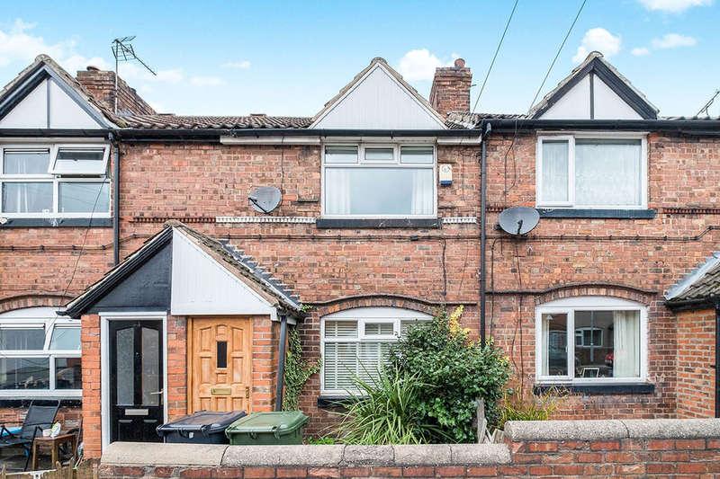 3 Bedrooms Terraced House for sale in Scarsdale Street, Dinnington, Sheffield, S25