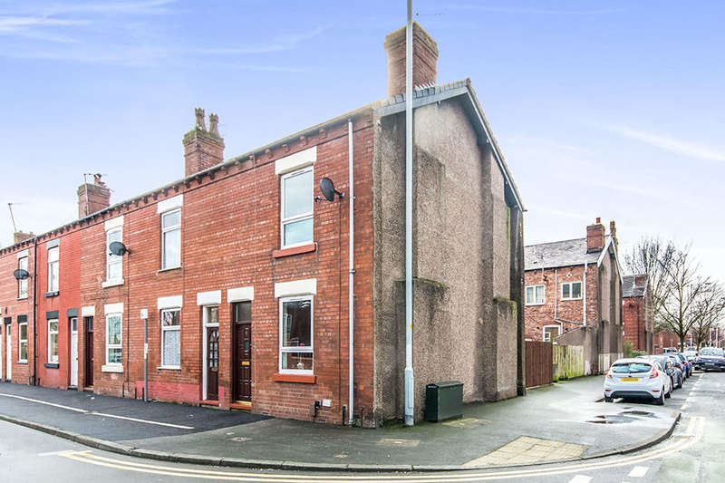 2 Bedrooms Terraced House for sale in Harper Street, Stockport, SK3