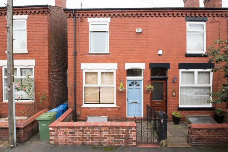 2 Bedrooms Semi Detached House for sale in Old Chapel Street, Stockport, SK3