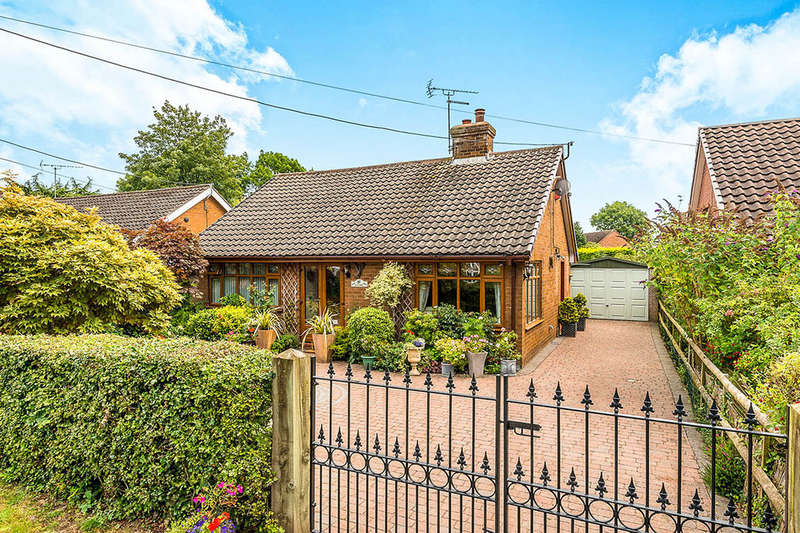 2 Bedrooms Detached Bungalow for sale in Ayldhu, Yarnfield, Stone, ST15
