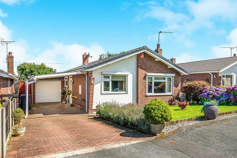 2 Bedrooms Detached Bungalow for sale in St. Johns Road, Ashley, Market Drayton, TF9