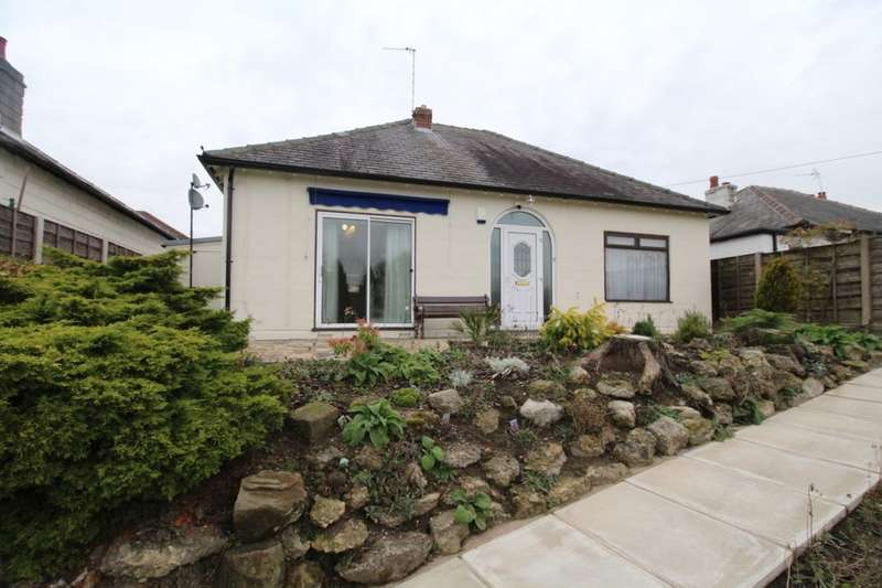 3 Bedrooms Detached Bungalow for sale in Brookside Road, Gatley, Cheadle, SK8
