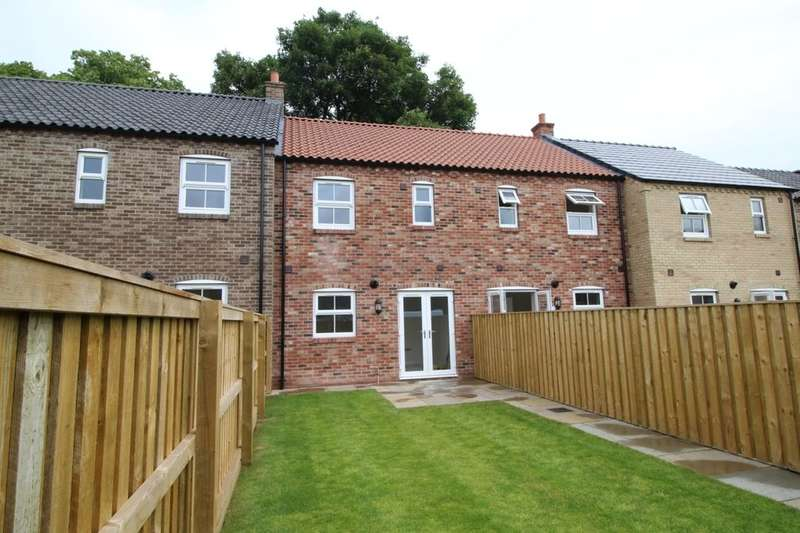 2 Bedrooms Terraced House for sale in Middleton Park Front Street, Middleton On The Wolds, Driffield, YO25