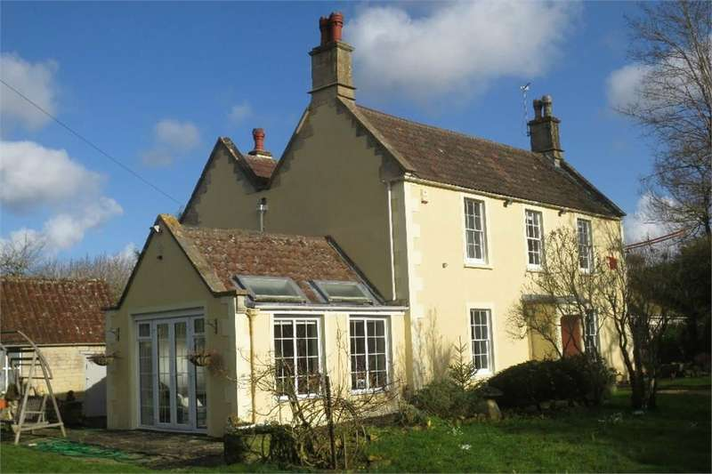 4 Bedrooms Detached House for sale in Badminton Road, Old Sodbury, South Gloucestershire, BS37