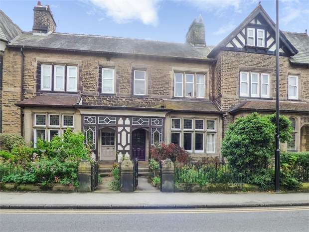 4 Bedrooms Terraced House for sale in Oxford Villas, Guiseley, Leeds, West Yorkshire