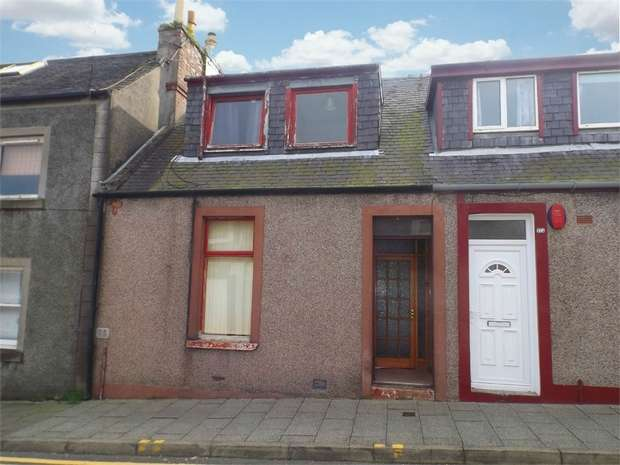3 Bedrooms Terraced House for sale in High Street, Stranraer, Dumfries and Galloway