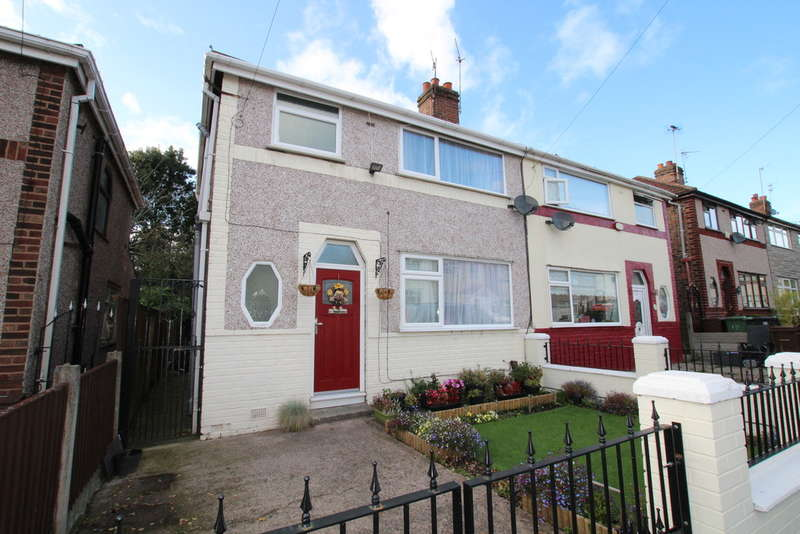 3 Bedrooms Semi Detached House for sale in Windsor Avenue, Litherland, Liverpool, L21