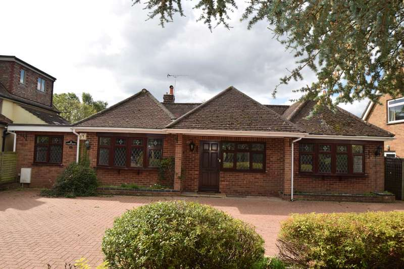 3 Bedrooms Detached Bungalow for sale in Corrymore, Benson