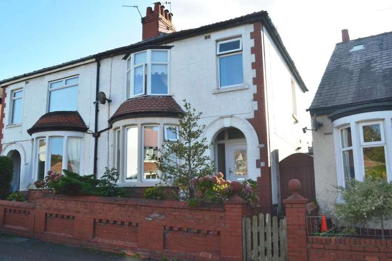 3 Bedrooms Semi Detached House for sale in Layton Road, Layton, FY3