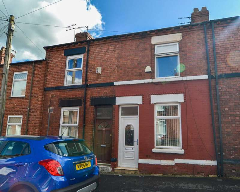 2 Bedrooms Terraced House for sale in Rodney Street, St Helens