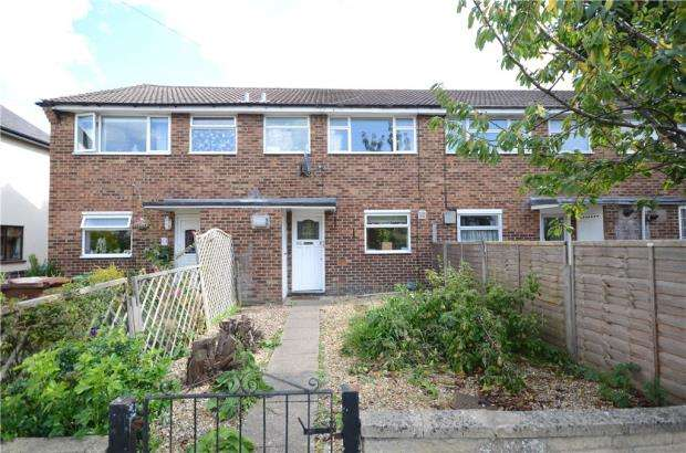 3 Bedrooms Terraced House for sale in Park Road, Farnborough, Hampshire