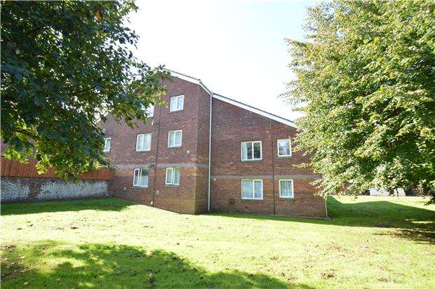 2 Bedrooms Flat for sale in Celestine Rd, Yate, BRISTOL, BS375HD