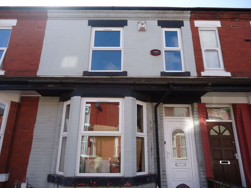3 Bedrooms Terraced House for sale in Holst Avenue, Cheetham Hill, M8