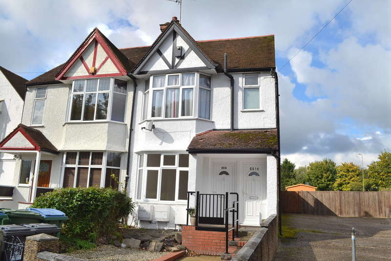 2 Bedrooms Ground Maisonette Flat for sale in St. Albans Road, Watford