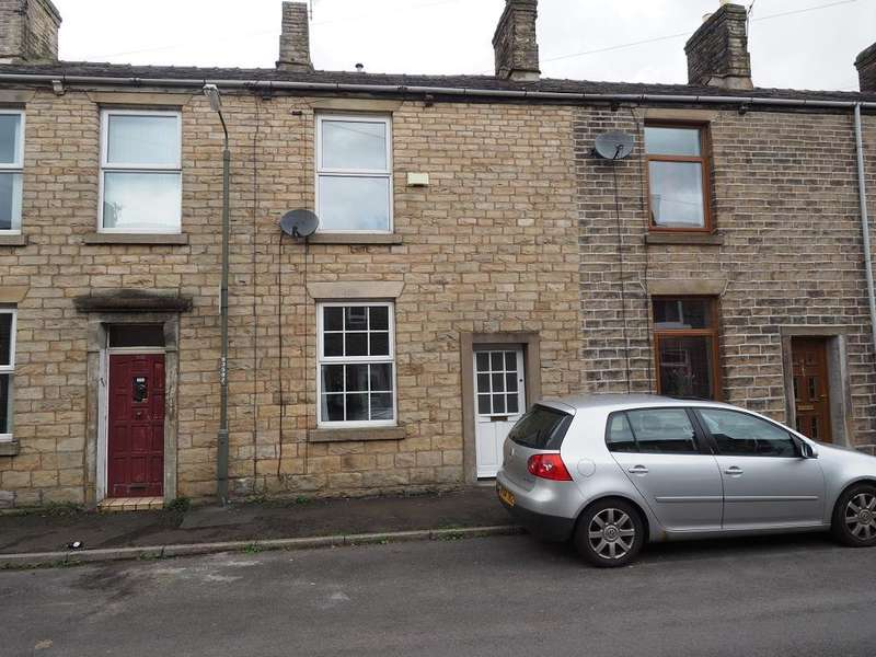 2 Bedrooms Terraced House for sale in Wirksmoor Road, New Mills, High Peak, Derbyshire, SK22 3HW