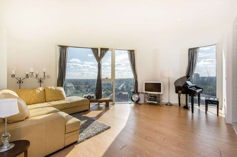 2 Bedrooms Flat for sale in Newgate Tower, Croydon, CR0