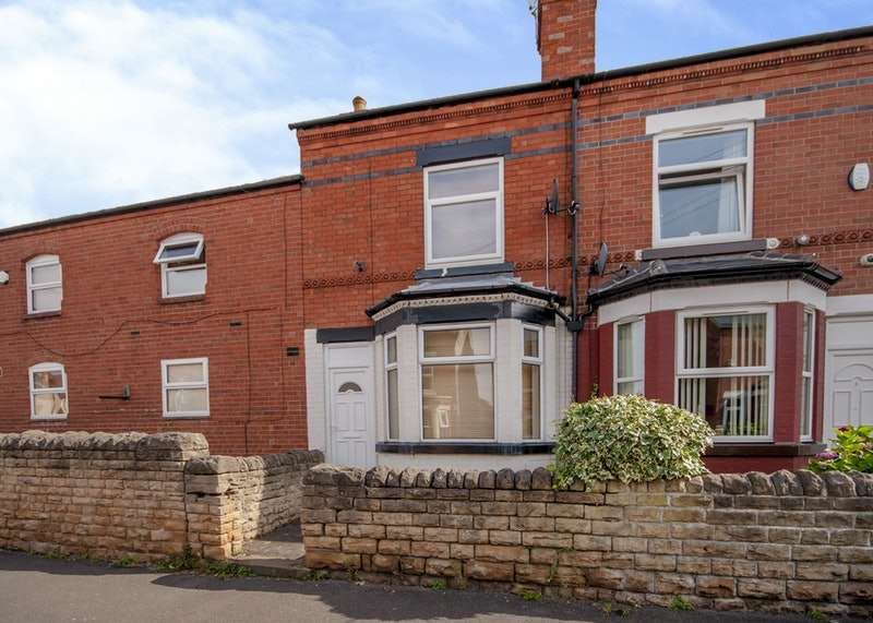 3 Bedrooms Terraced House for sale in Clarges Street, Nottingham, Nottinghamshire, NG6