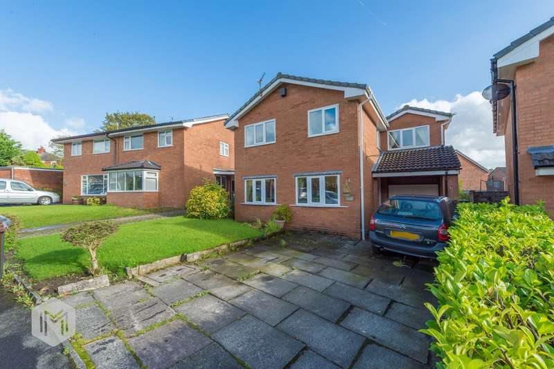 4 Bedrooms Detached House for sale in Greenheys Crescent, Greenmount, Bury, BL8