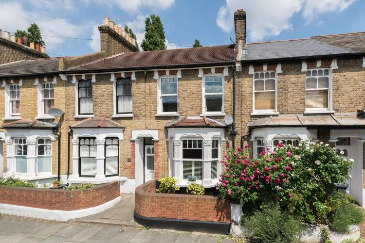 2 Bedrooms Terraced House for sale in Merritt Road Brockley SE4