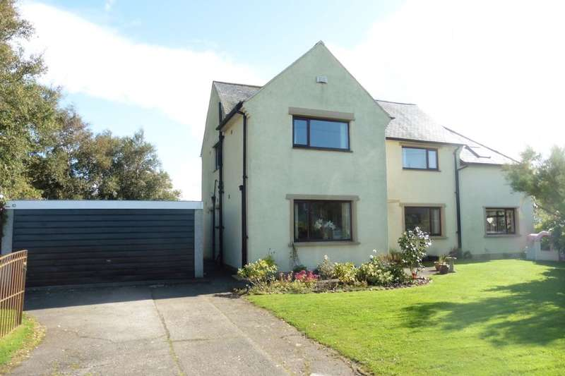 4 Bedrooms Detached House for sale in The Island, Anthorn, Wigton, CA7