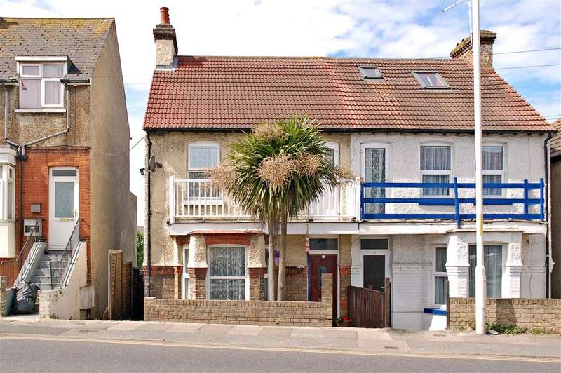 3 Bedrooms Semi Detached House for sale in Ramsgate Road, Margate, Kent