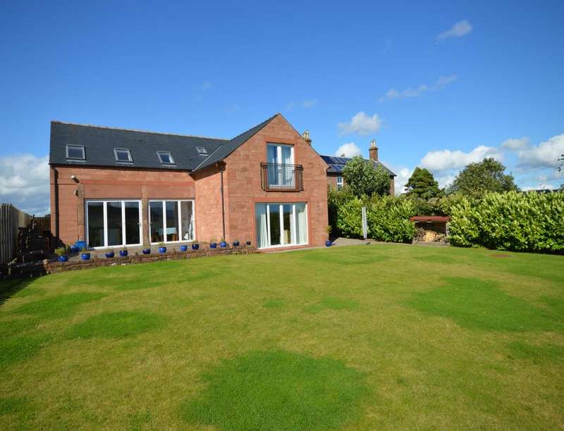 6 Bedrooms Detached House for sale in Narbeth, Priestlands Steading, New Abbey Road, Dumfries, DG2