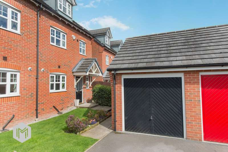 4 Bedrooms Semi Detached House for sale in Appleton Lane, Westhoughton, Bolton, BL5
