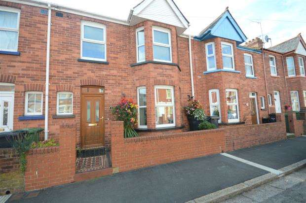 3 Bedrooms Terraced House for sale in Shaftesbury Road, Exeter, Devon