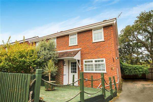 3 Bedrooms Semi Detached House for rent in Norcliffe Close, Bournemouth